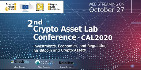 The 2nd Crypto Asset Lab Conference tickets