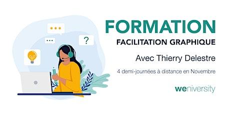 Formation Facilitation Graphique avec Thierry Delestre (Novembre) tickets