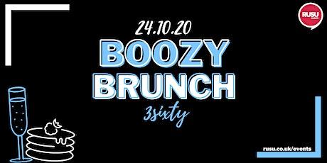 Boozy Brunch tickets