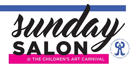 Sunday Salon @ The CAC with Robin Holder tickets