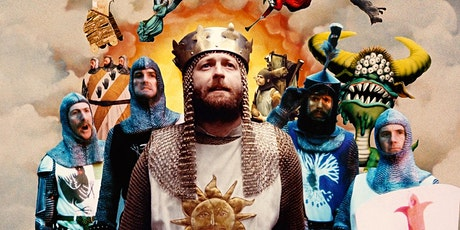 Jericho Drive-in: Monty Python & The Holy Grail tickets