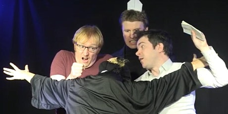 Next Level Sketch Comedy, October Edition - 8:30pm, 27th October tickets