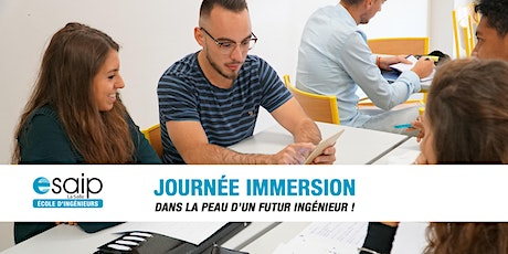 Journée Immersion 10 Mars Aix en Provence tickets