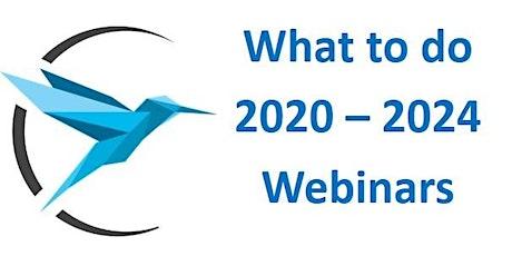 Free ICT Webinars - Get Informed! tickets