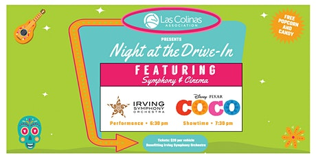 Night at the Drive-In: Symphony & Cinema tickets