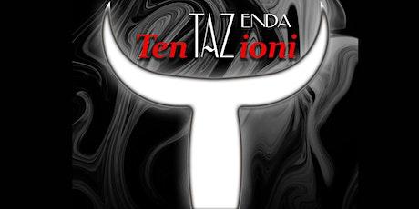 Tazenda, Tentazioni biglietti