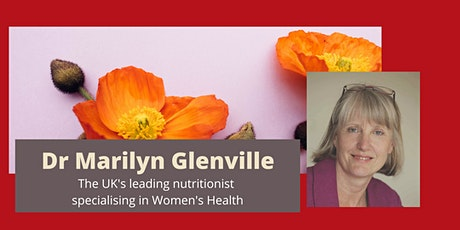 Optimise Your Immunity Naturally - With Marilyn Glenville, PHD tickets