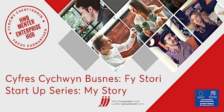 Fy Stori: John Likeman   My Story: John Likeman, Gwylan tickets