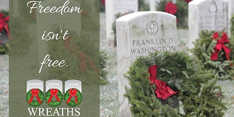 Wreaths Across America - Quantico National Cemetery (NEW PROCESS THIS YEAR) tickets