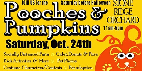 Pooches & Pumpkins tickets