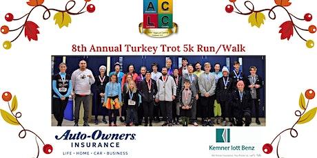 Associated Charities Turkey Trot 5k Run/Walk tickets