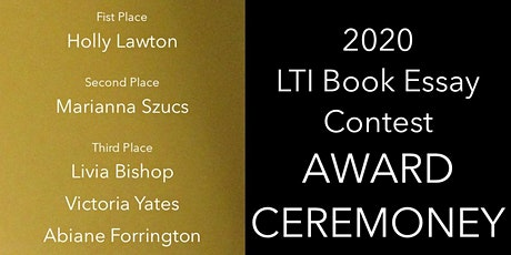 2020 LTI Book Essay Contest  Award Ceremony tickets