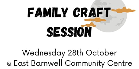 Family Craft Session tickets