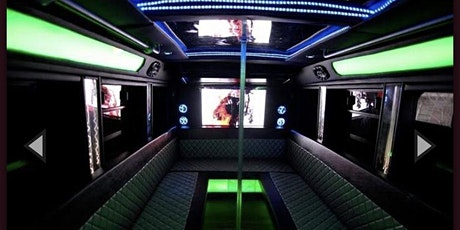 Party Bus Halloween Edition 2020 tickets