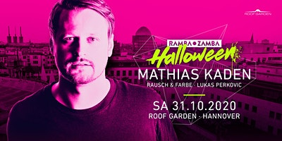 Halloween w/ Mathias Kaden