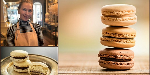 French Macarons With Tess Kelly