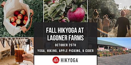 Fall Hikyoga® at Lagoner Farms tickets
