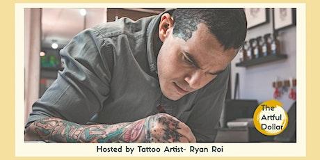Money Management + Retirement Planning for Tattoo Artists tickets