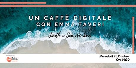 Un caffè digitale con Emma Taveri biglietti