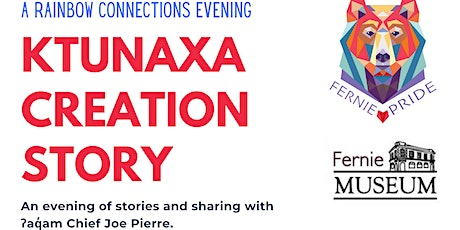 Ktunaxa Creation Storytelling Evening tickets