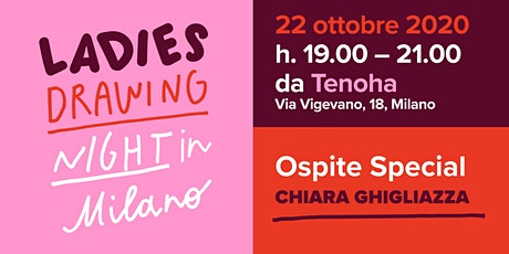 Ladies Drawing Night in Milano tickets