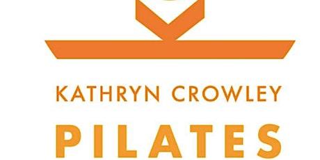 Free Virtual Pilates tickets