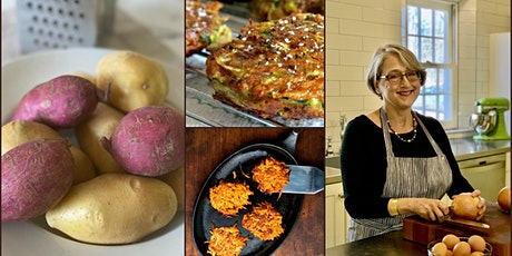 A Trio of Latkes with Miriam Rubin tickets