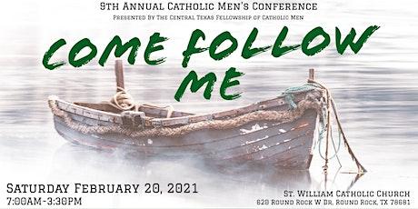 9th Annual Catholic Men's Mass tickets