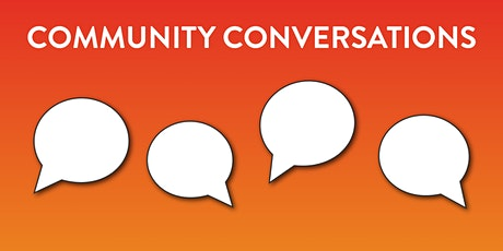 Community Conversations: Diversity + Racial Equity in Glass tickets