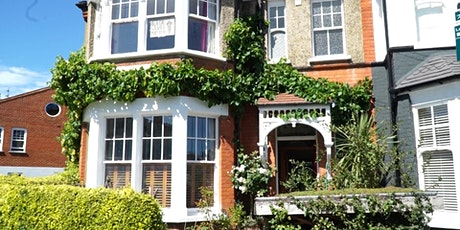 MHSG Green Homes tour of an Edwardian house tickets
