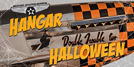 Hangar Halloween tickets