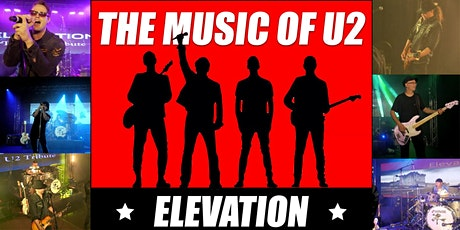 Elevation - The U2 Tribute tickets