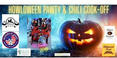 Howloween Pawty & Chili Cook-Off tickets