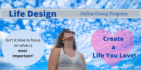 Life Design Group Program tickets