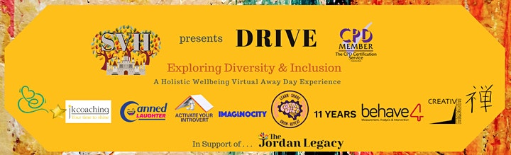 DRIVE . . . A Virtual Holistic Wellbeing Experience image