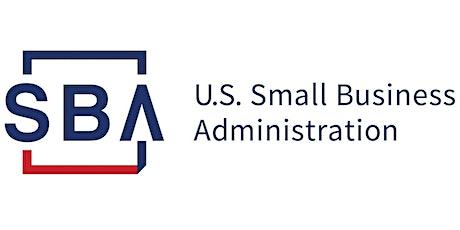 SBA's Economic Injury Disaster Loan Program tickets