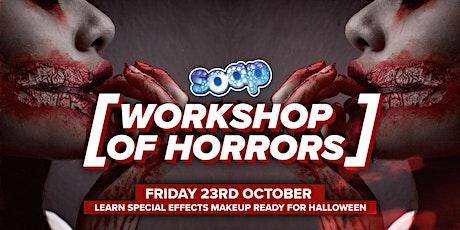 SOAP Bucks / Workshop Of Horrors tickets