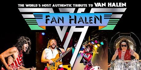 Van Halen Tribute by Fan Halen - Drive In Concert Oxnard tickets