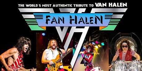 Van Halen Tribute by Fan Halen - Drive In Concert Montclair tickets