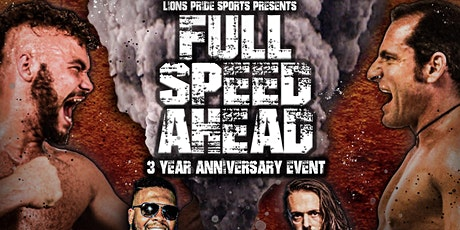 FULL SPEED AHEAD presented by Lions Pride Sports tickets