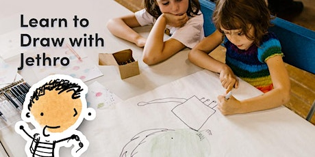 Learn To Draw and Create - Half-Term Art Workshop for Children tickets