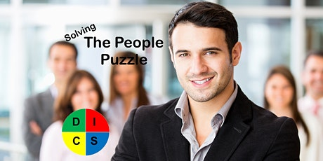 DISC: Solving The People Puzzle tickets