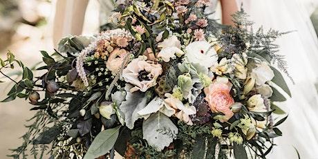 Floral Bouquet Design Class tickets