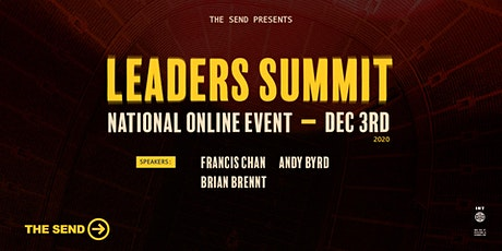 The Send: A National Pastor & Leaders Gathering (Online) tickets