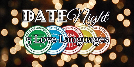 5 Love Languages for Couples (Couples Night) tickets