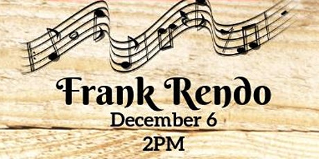 Village Luther Church Coffee House Presents Frank Rendo tickets