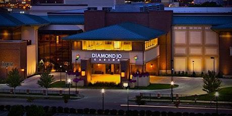 Bus Trip to Diamond Jo Casino - Dubuque tickets