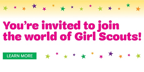 Girl Scouts: Free Virtual Open House tickets