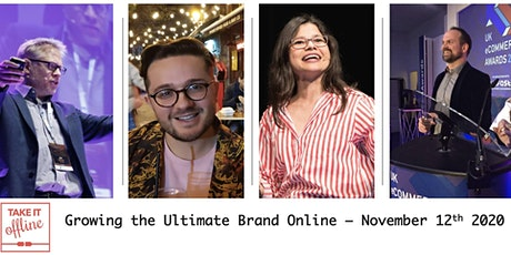 Growing the Ultimate online Brand tickets