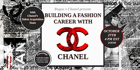 Rogue Fashion presents: Building a Fashion Career with Chanel tickets